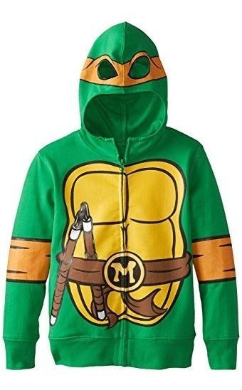 Sudadera Tortugas Ninja Para Niño *envio Gratis