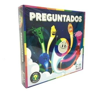 Juego De Mesa Preguntados Popular - Toyco Original - Cuotas