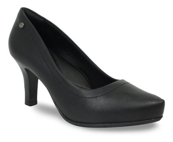 Sapato Feminino Scarpin Comfortflex Básico 1985401