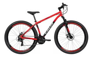 Bicicleta Mtb Caloi Supra Aro 29 Nf E Garantia