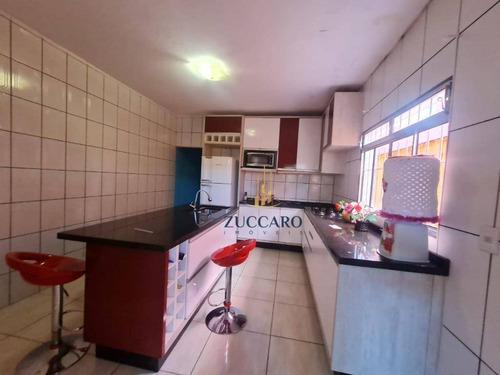 Casa Com 2 Dormitórios À Venda, 115 M² Por R$ 275.000,00 - Parque Santos Dumont - Guarulhos/sp - Ca4090