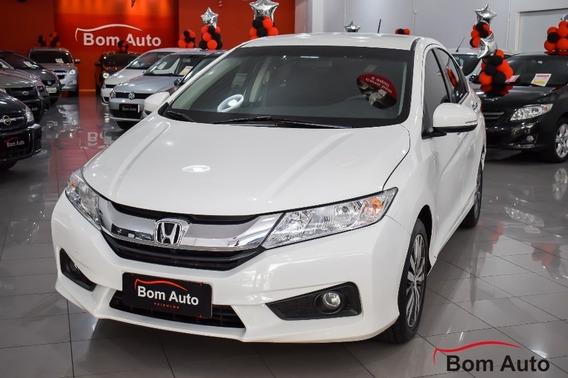 Honda City 1.5 Ex Automático 2016