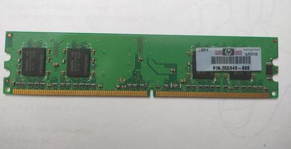 Memoria Ddr2 256 Mb Hp 355949-888