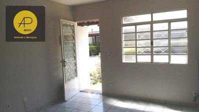 Sobrado Residencial À Venda, Jardim Bela Vista, Mogi Das Cruzes. - So0088