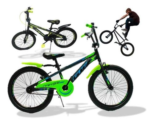 Imagen 1 de 7 de Bicicleta Niño Gw Rin 20 Con Accesorios Promoción Oferta