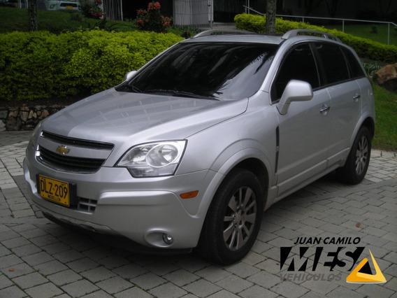 Chevrolet Captiva 3.0 Sport Awd 2012 Secuencial