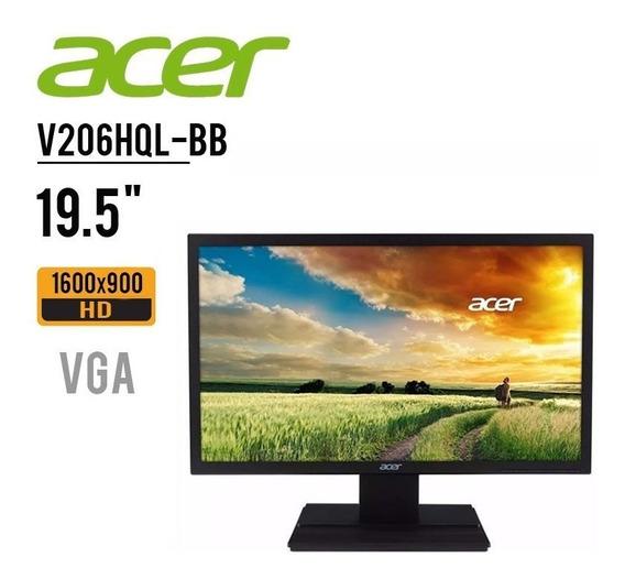 Monitor Acer Led 19.5 Modelo 150 Dlrs