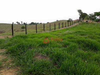 Terreno Rural À Venda, São João Da Boa Vista, Caçapava. - Te0698