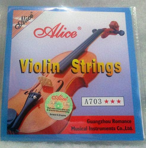 Cuerdas De Violin