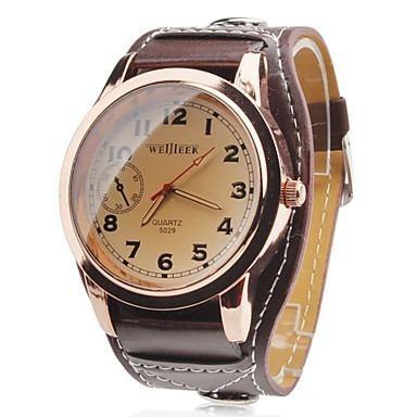 Relógio Weljleer Quartz Masculino