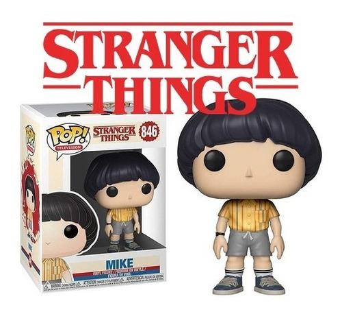 Funko Pop Mike 846 Stranger Things Dustin Lucas Will