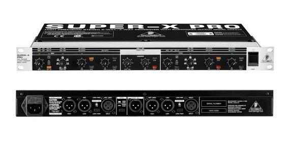 Behringer Multigate Pro Xr4400(usado Uma Única Vez)