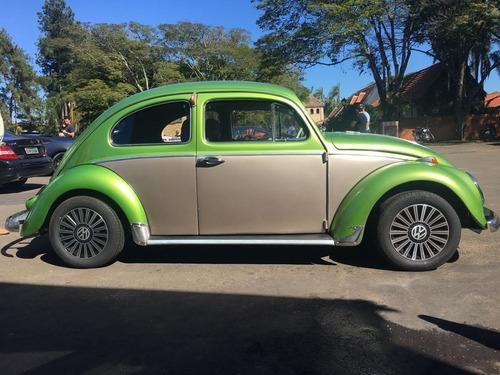 Wolkswagen Fusca 1953