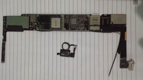 Placa iPad Air 2 A1567 3g Retirar Peça
