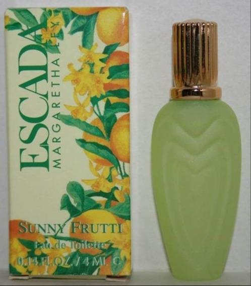 Miniatura De Perfume: Escada - Sunny Frutti - 4 Ml - Edt