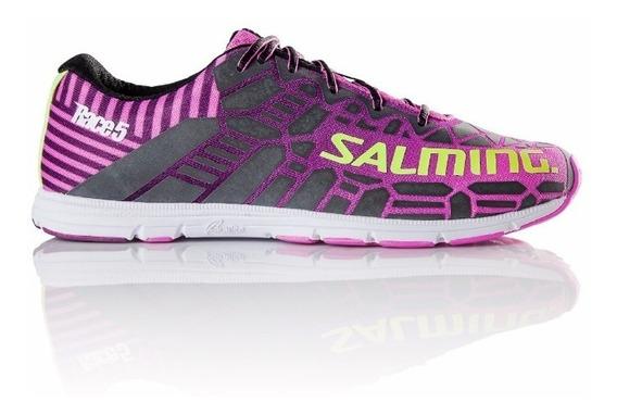 Zapatillas Deprotivas Mujer Rosa Salming Running Race 5