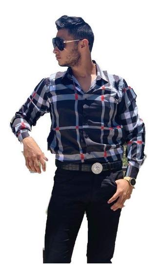 Camisa Buchona Kavali Modelo Buchon 2019 Jl13