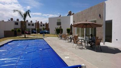 Hermosa Casa En Fraccionamiento A 10 Min De Cruz Del Sur