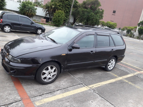Fiat Marea Weekend 2.0 Elx 5p 142 Hp 1999
