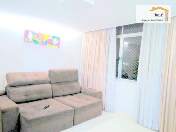 Apartamento À Venda, 83 M² Por R$ 370.000,00 - Vila Prudente - São Paulo/sp - Ap0879