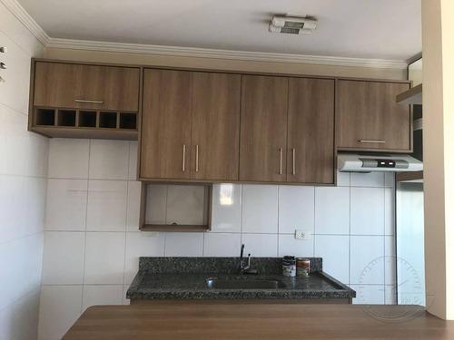 Imagem 1 de 15 de Apartamento À Venda, 59 M² Por R$ 320.000,00 - Jardim Tupanci - Barueri/sp - Ap0449