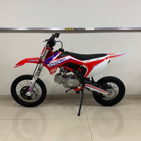 Moto Beta Rr 125 Racing Big Wheel 0km