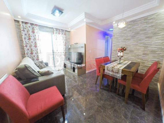 Apartamento Com 2 Dormitórios À Venda, 47 M² Por R$ 149.900,00 - Jardim São Miguel - Ferraz De Vasconcelos/sp - Ap4198