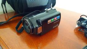 Filmadora Samsung S10 Full Hd + Sdhc Cards