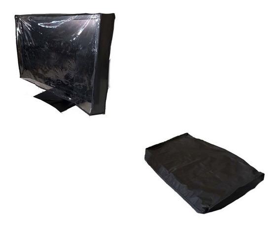 Capa Kit Monitor Lcd 23 24 E Teclado Avulso Apparatos