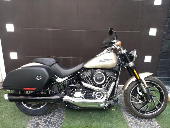 Harley Davidson Softail Sport Glide Fatboy Breakout Fatbob