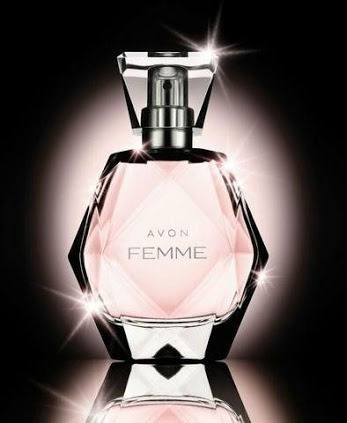 Femme Avon Deo Parfum 50ml Original Descontinuado
