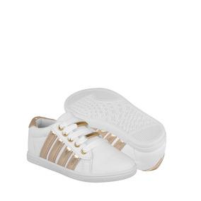 Stylo Zapatos Niños Urbanos 603 15-17 Simipiel Blanco