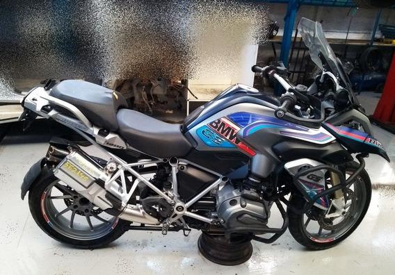 Moto Bmw R1200cc Gs Motor 2016/2016 Sucata P/ Retirar Peças