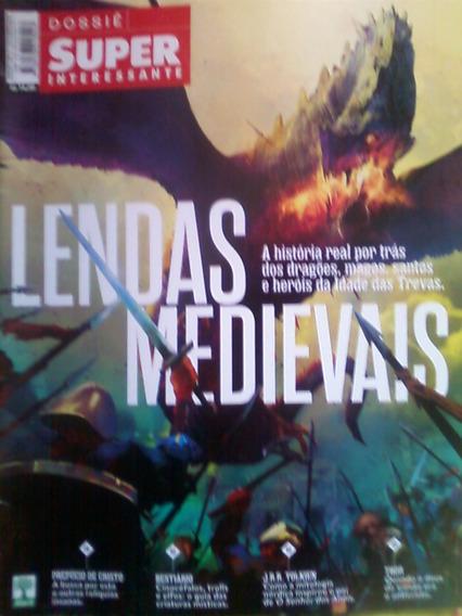 Revista Dossiê Super Interessante - Lendas Medievais