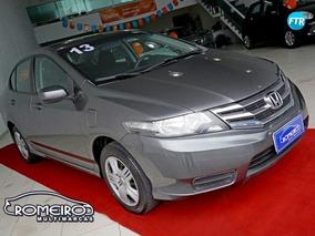 Honda City Dx 1.5 16v Flex, Oss1019