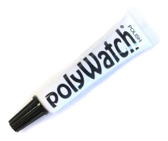 Pasta Pulidora Polywatch Pulidor Para Mica Plexi Acrílico De Reloj Polish Original Emx
