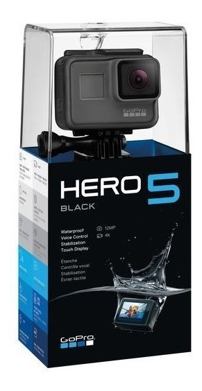 Camera Gopro Hero 5 Black Edition - Chdhx-502