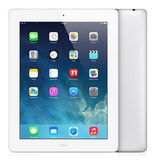 iPad 4ª 16gb Branco, Wi-fi, Leia O Anúncio