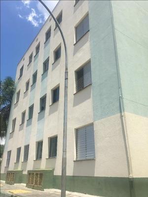 Apartamento Em Jardim Da Glória, Cotia/sp De 50m² 2 Quartos À Venda Por R$ 209.400,00 - Ap120421