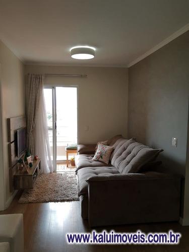 Casa Branca - Apartamento Em Condomínio Mobiliado - 72233