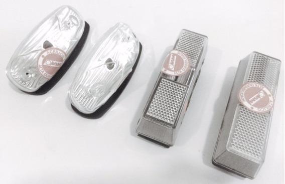 Lanterna Seta Cristal Troller Original Iam Até 08 - 4 Peças