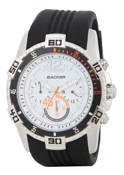 Relógio Backer 3085559m Br