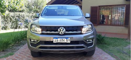 Volkswagen Amarok 2.0 Cd Tdi 180cv Comfortline At 4x4 2017
