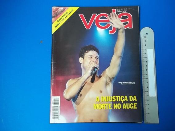 Revista Veja Nr 11 Março 1996 A Injustiça Da Morte No Auge