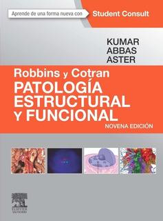 Envío Gratis. Robbins Y Cotran. Patología Estructural 9 Ed.