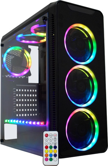 Pc Gamer I7 3770 + Gtx 1070 + 8gb + Ssd +nf + Garantia.