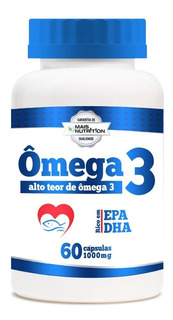 Omega 3 60 Capsulas