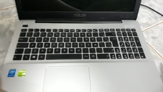 Notebookasus, 6gb De Ram, I3 5°geração Gtx 930m 2gb, Sem Hd