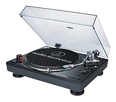 Toca Discos Audio Technica At-lp120 Preto Bi-volt