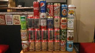 30 Latas Cerveja Refrigerante Suco